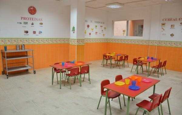 Comedor y Cocina Infantil