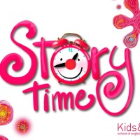 STORY TIME CON Kids & Us