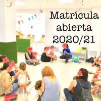 MATRÍCULA ABIERTA 2020/21